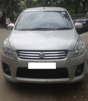 MARUTI SUZUKI ERTIGA VDI LIMITED EDITION:MODEL 07/2014, KM 41843, COLOUR SILVER, FUEL DIESEL, PRICE 825000 NEG. - by Nani Used Cars, Hyderabad