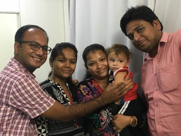 Dr Prakash patel is now started ivf centre.He is well known endoscopic GYNEAC Surgon. He is diploma holder of Laproscopy from France.  - by SHUKAN HOSPITAL | Maternity, IVF Centre, Laparoscopy, Dental Clinic, Ahmedabad