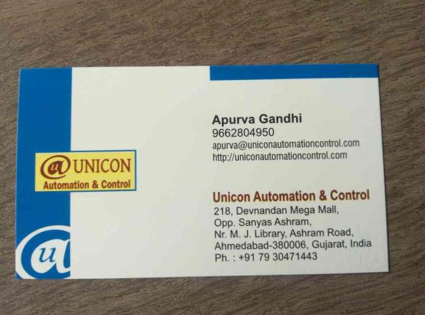We have 5 years experience and expertise of Industrial automation and control. - by Unicon Automation & Control, Ahmedabad
