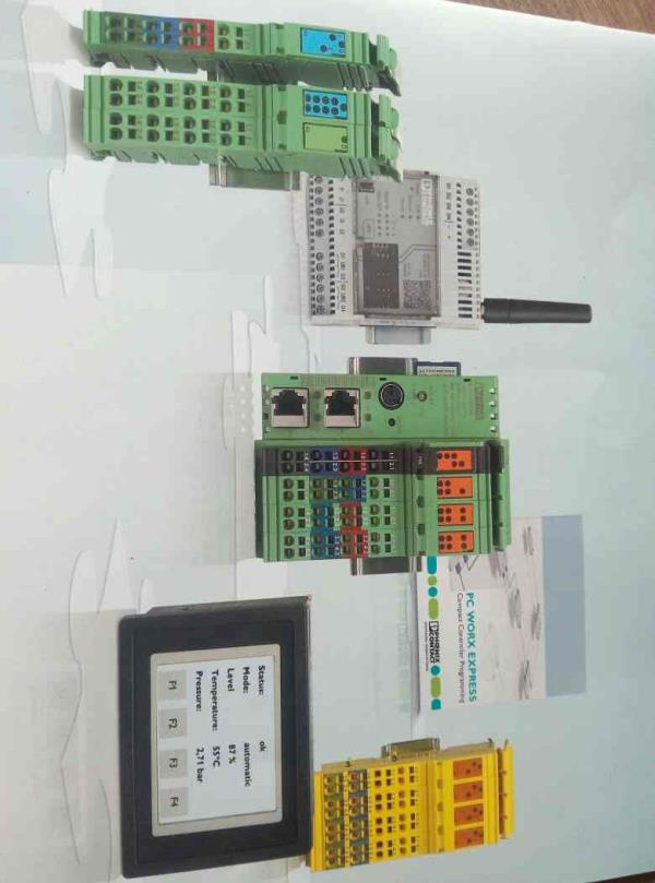 Remote control unit for Industrial Automation and we have vast range of products and solutions.  We are one the leading service provider of Industrial Automation in Ahmedabad Gujarat  - by Unicon Automation & Control, Ahmedabad