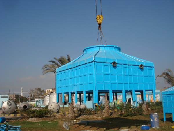 Quality Square Type Cooling Towers in Coimbatore   The same frp cooling tower technique is used in square shaped cooling model. The square type cooling tower operating principle is same.This square type cooling towers can be erected on the  - by United Cooling Systems, Coimbatore