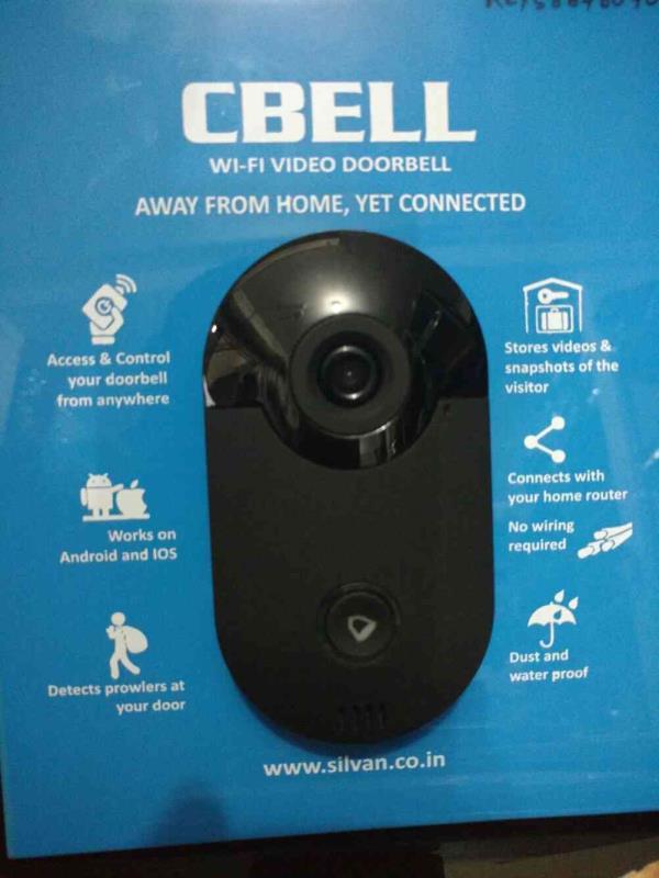 wifi door bell dealers - by Trendio Automation, Bengaluru