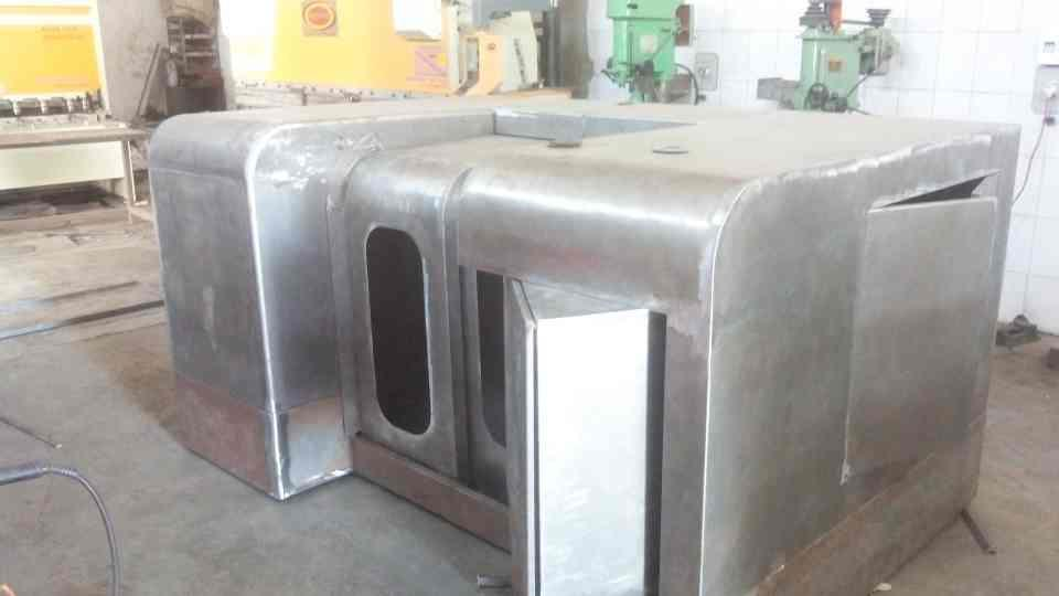 We are manufacturers of cnc machine guard in rajkot. We are believing in quality. Our client is satisfied with our products.  - by Vivek industries, Rajkot