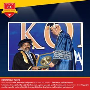 No.1 Hotel Management College in Tamilnadu  Chennais Amirta holds its reputation for the best institution for #Hospitality and #HotelManagement with many awards such as the Meritorious Award and also signed a Memorandum Of Understandi - by Chennais Amirta - Best Hotel Management Institute, chennai