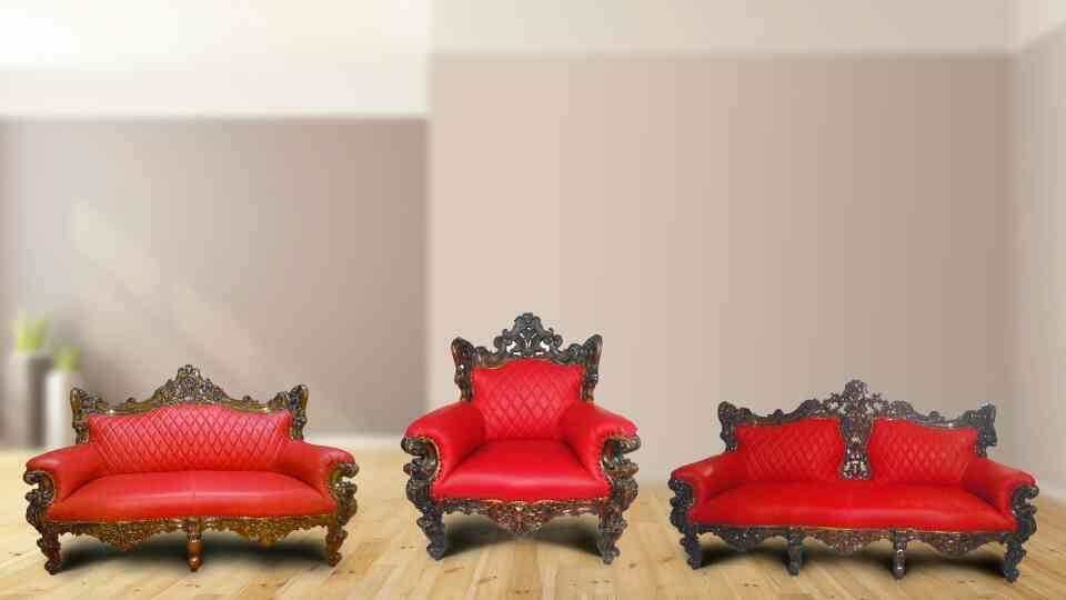 Royal chair furniture shop in bangalore  - by Prestige Furniture & Interiors, Bangalore