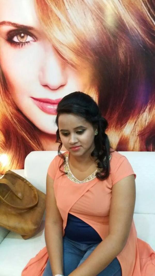 After Hair Style & Make Up  - by Impression Unisex Salon, Ludhiana