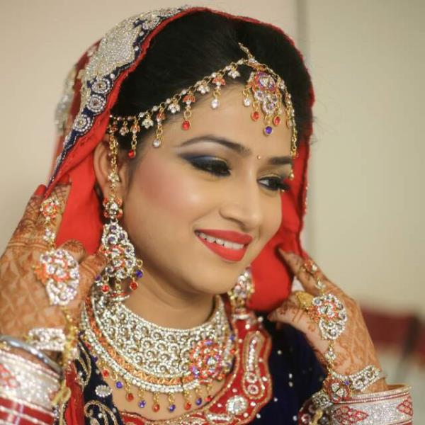Bridal Make up by Impression - by Impression Unisex Salon, Ludhiana