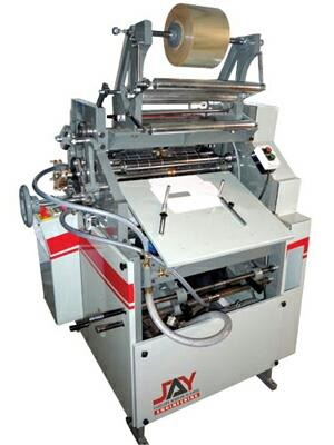 Jay engineerig is a leading manufacturer of Automatic Window envelope pasting machines. We are located in Vadodara, Gujarat.  We are leading supplier of Window envelope pasting machines in Rajkot, Gujarat. - by Jay Envelope Machine Engg, Vadodara