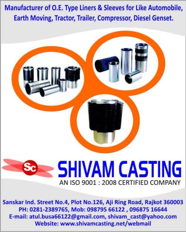 Our catalog pages - by Shivam Casting, Rajkot