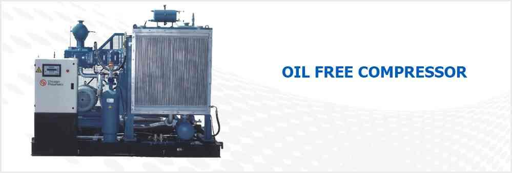 National compressors are a renowned manufacturers of Oil free compressors. We are located in Vadodara, Gujarat.  We are a leading suppliers of Oil free compressors in Rajkot, Gujarat. - by National Compressor, Vadodara