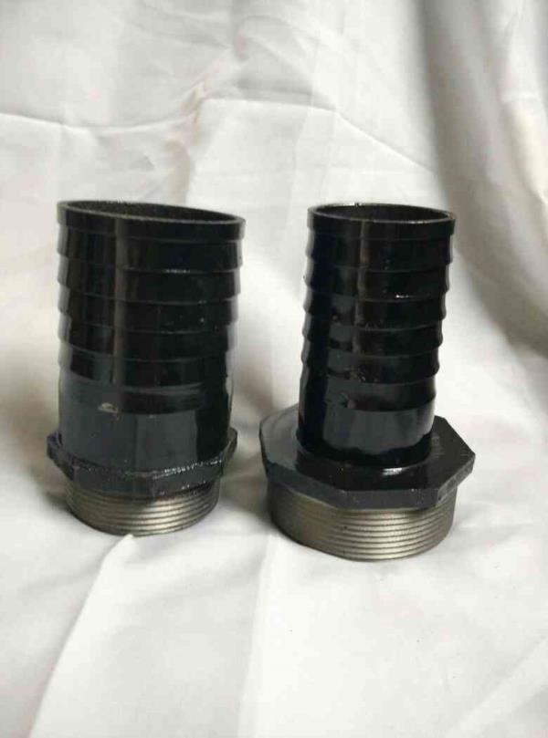 we are manufacturer of c i hose nipple manufacturer in rajkot. our unit has established in 1997 - by Pramukh manufactures , Rajkot