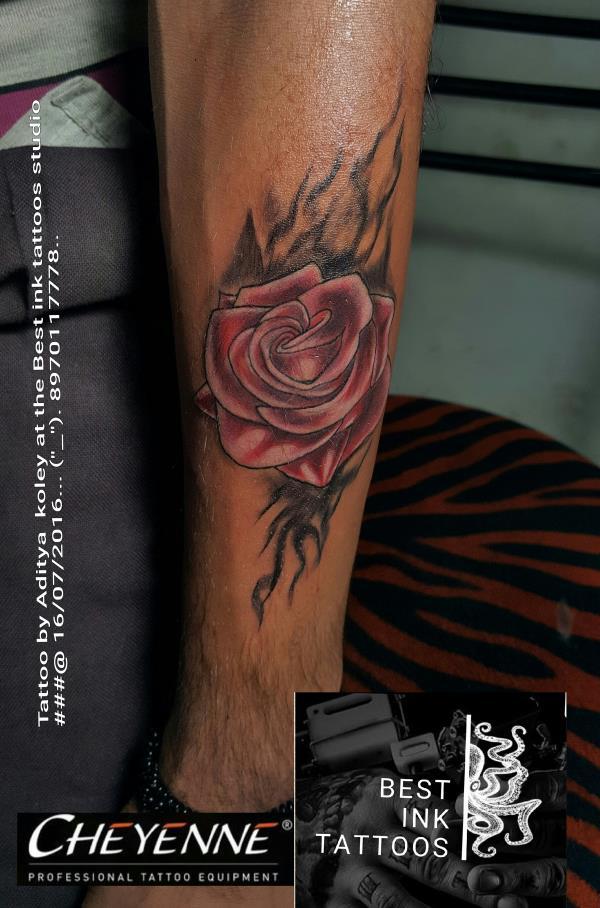 aditya koley  - by Best Ink Tattoos, Bangalore