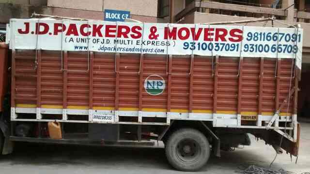 Packers And Movers Goods Carrier for all over INDIA - by JD Packers & Movers Service provider (Noida 9810-637-091 ), Noida