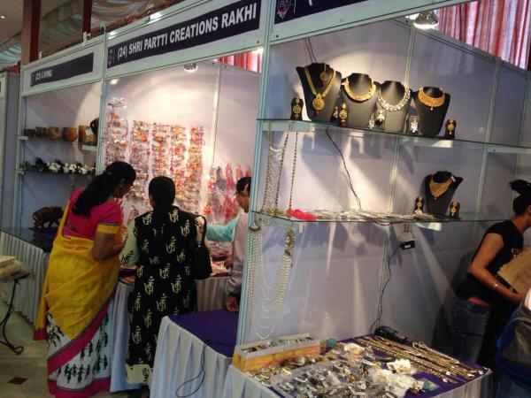 Elite Exhibition at HOTEL INFINITY INDORE ( M.P. ) - by Vakratunda Events, Indore