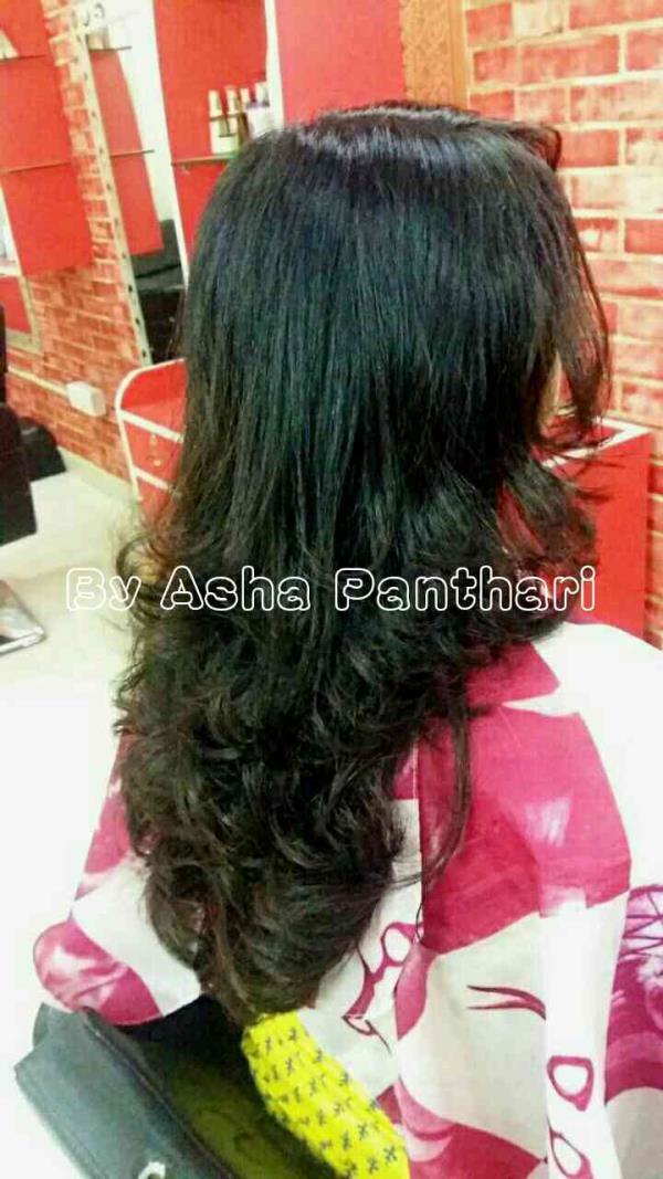 Best Hairdresser in NCR - by Adhira Makeover by Asha Panthari, New Delhi