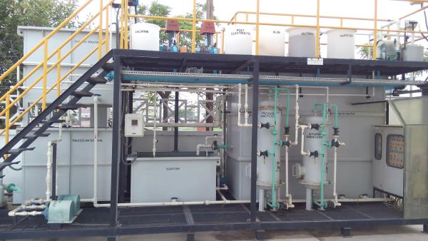 Stp Plant - by Right Water Systems./RO Plant Manufacturer, Delhi
