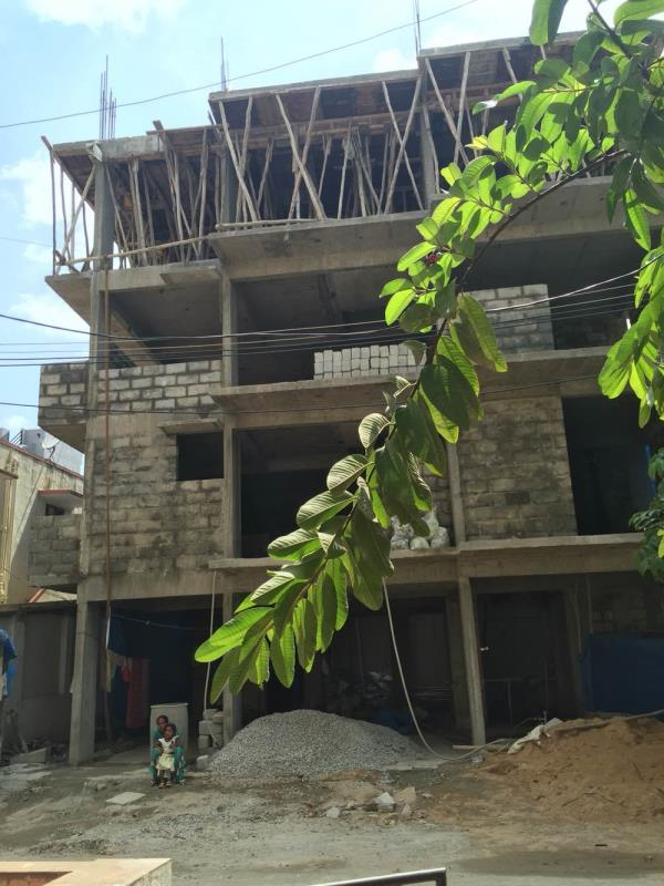 3BHK flats in Ulsoor under construction. - by Prabhu, Bangalore Urban