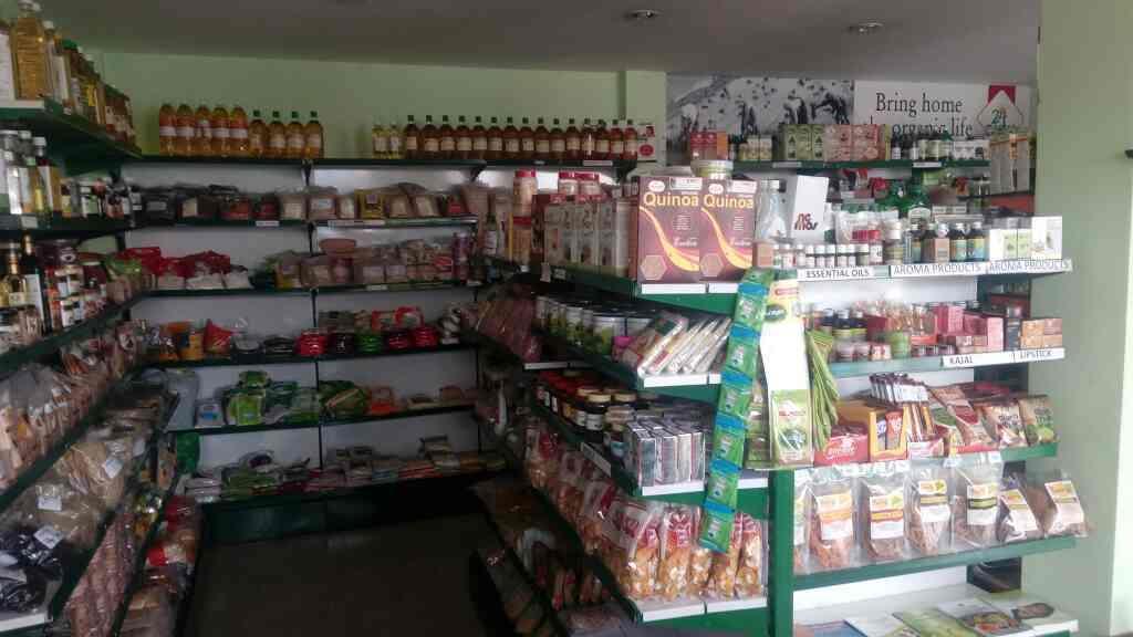Best organic shop in keelkatalai  - by Organic Abode, Chennai