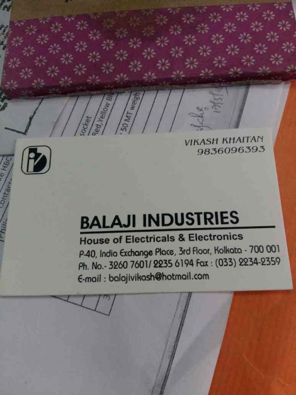 cable tray manufacturer - by Balaji Industries, Kolkata