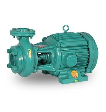 CENTRIFUGAL MONOBLOC PUMPS  WELLMECH Centrifugal Monobloc Pumps Pumps Are With Volute Chamber And Impeller For Best Hydraulic Efficieny And Good Suction Lift.Motors Are Of Totally Enclosed Fan Cooled AC Induction Two Pole Of Four Pole Motor - by PRABHU INDUSTRY, Coimbatore