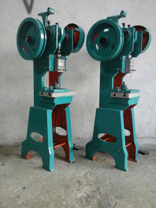 We are manufacturer of jewellery power press machine in rajkot. We are dealing in major cities like Kolkata, Asam. - by Aims Machine Tools, Rajkot