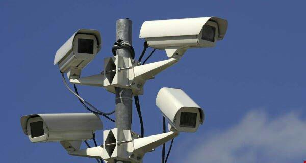 cctv camera installation in hennur main road  - by SIXAXIS, Bangalore