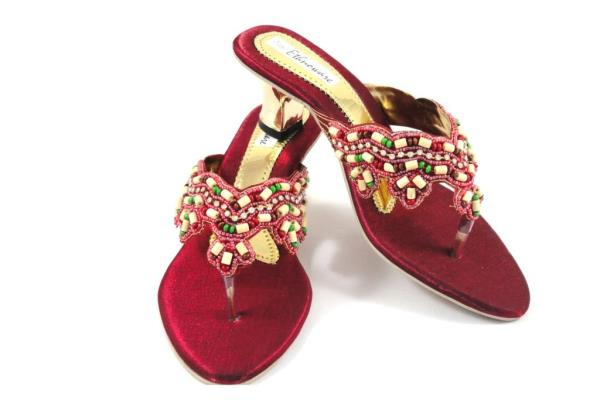 Ladies Shoes Online  Ladies Shoes to compensate height and to further enhance the beautiful you- Ethnoware Ladies Bellies, Sandals and Wedges.  Ethnoware.com - by EthnoWare - www.ethnoware.com, Bangalore