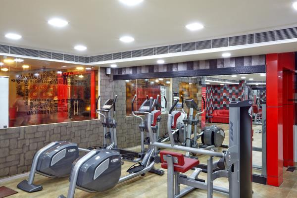 Unisex Fitness Centre in Porur - by Solid Fitness World, Chennai