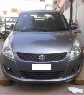 MARUTI SUZUKI SWIFT ZDI:MODEL 05/2012, KM 68182, COLOUR GREY, FUEL DIESEL, PRICE 625000 NEG. - by Nani Used Cars, Hyderabad