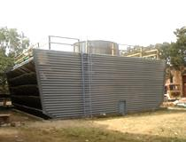 Timber Cooling Tower  In Timber Cooling Towers the tower is constructed with timber.The timber cooling tower is mainly used in steel industries, cement industries, chemical industries and water effluent treatment indu - by United Cooling Systems, Coimbatore