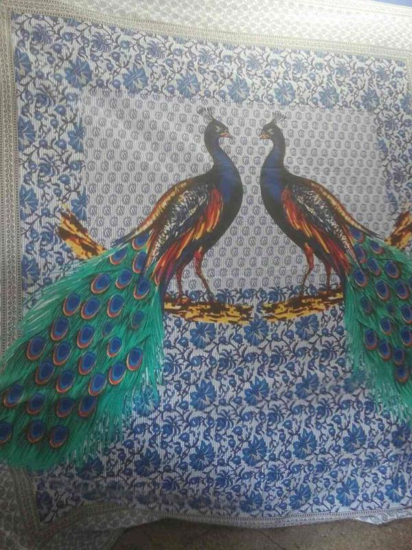 designs are ready to dispatch red rate is rupees 340 set minimum order quantity is 50 sets - by Gaurav Prints, Jaipur