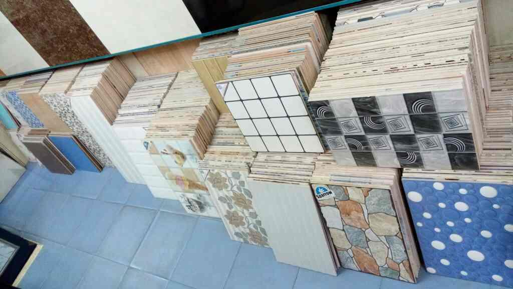 Digital wall and floor tiles - by JAI MAA Engineering Co., Chennai