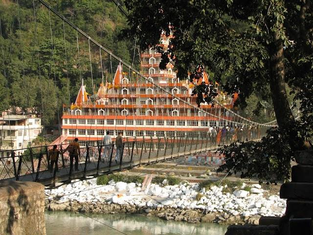 Nestled scenically in the laps of Sivalik Range in Himalayas; is a spiritual town of Rishikesh. Located in Dehradun district in the north Indian state of Uttarakhand, the holy city is a revered pilgrimage center among the Hindus. Burgeoned  - by Ikreate, Delhi