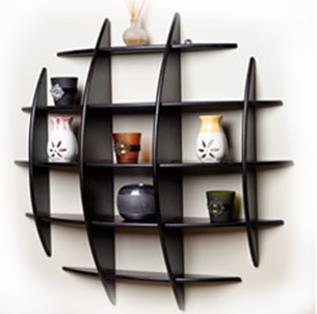Wall Shelves Supplier in Chennai  - by Planet Furniture, Chennai