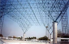 Manufacturer Of Space Frames In Coimbatore Pre Engineered Building Infrastructure Developers In Coimbatore Pre Engineered Building Infrastructure Developers & Contractors In Coimbatore Pre Engineered Building Structure In Coimbatore Mezzani - by Kr Technology, Coimbatore