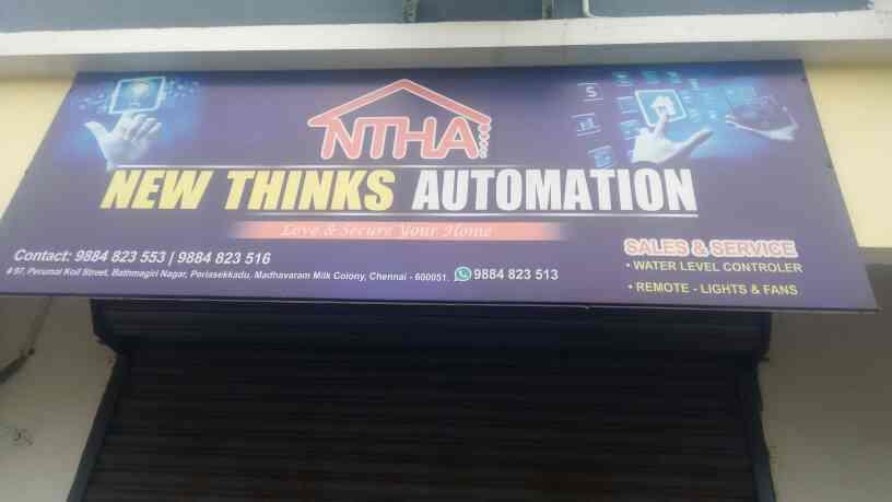 Home Automation in chennai - by Newthinks Automation 9884823513, Chennai