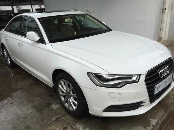 # Audi | A6 | 2013/11 model |37k kms driven | 3 Ltr engine | excellent maintained | fancy number | topend | - by Vasant Motors Pvt Ltd, Hyderabad