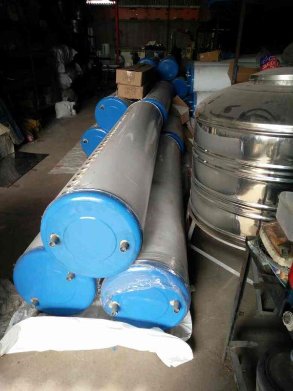Heat King is a leading supplier and manufacturer of solar water heater in ahmedabad available in various water capacity tank  - by Heat King Solar Water Heater, Ahmedabad