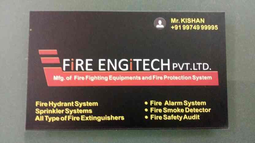 we are leading manufacturer and supplier of fire hydrant system, fire fighting system etc. in rajkot - by Fire Engitech Pvt Ltd, Rajkot