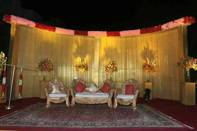 Stage decoration - by Bedwal Pratap Photography, Delhi