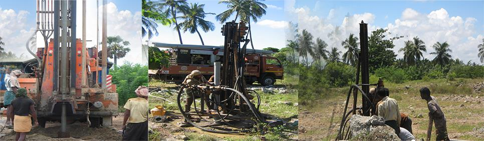 Owing to the expertise of our professionals in this domain, we are offering our clients Borewell Drilling Service in both, domestic and industrial sectors. Our water diviners and qualified geologists render this service with maximum utiliza - by Nallathambi Borewell Service, Chennai