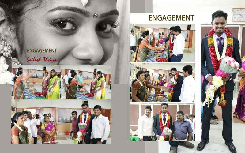 Best and Professional Candid Wedding Photography and Videography - by RRR Digital Studio & Video 9443182109, Tirunelveli