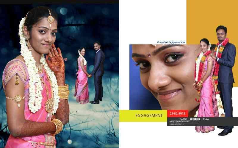No 1 Candid Wedding Photography and Videography - by RRR Digital Studio & Video 9443182109, Tirunelveli