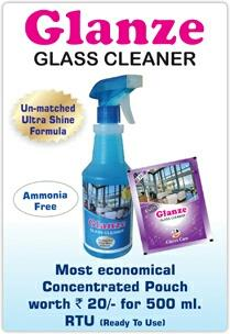 Glares Care a leading manufacturer of Glass cleaner. We are located in Vadodara, Gujarat.  We are a leadiing supplier of Glass cleaner in Vapi, Gujarat.  We are a manufacturer of Glaze Glass cleaner. We are located in Vadodara, Gujarat. - by Glares Care, Vadodara