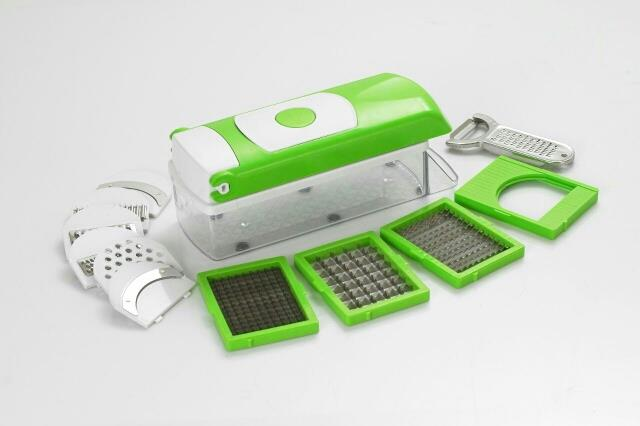 we are manufacturing 10 in 1 vegetable slice and dice in rajkot - by DEEP KITCHENWARE, Rajkot