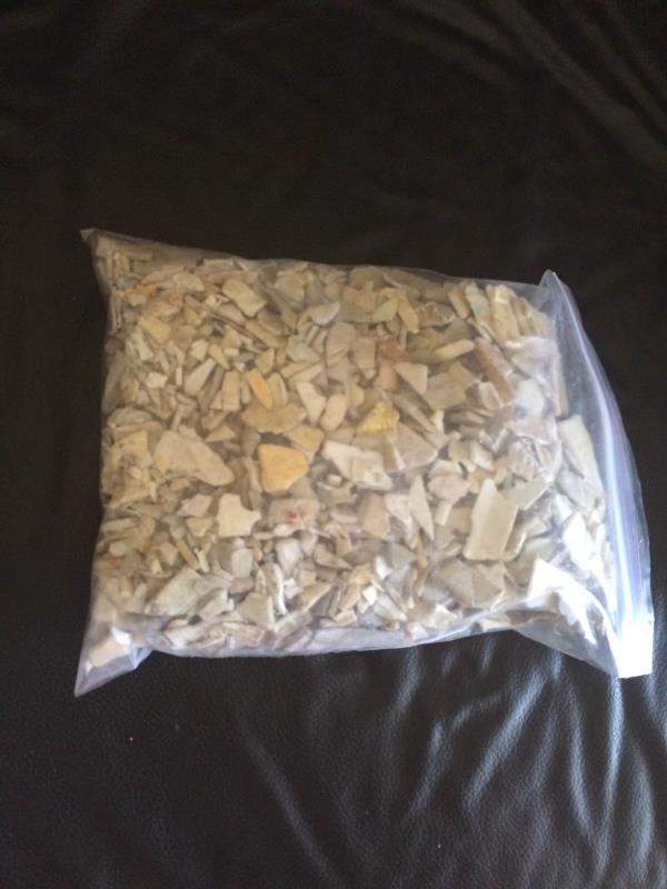 HIPS white Chips - by Choudhary Plastics, Coimbatore