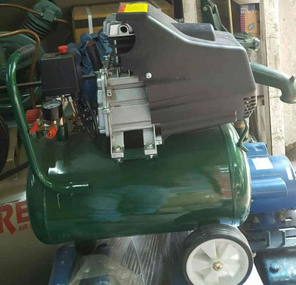 Trader of Mini Air Compressor capacity of 25 to 50 Litre in Ahmedabad city - by Shree Relief Engineering, Ahmedabad