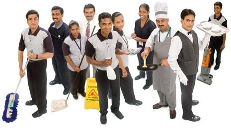 We are best facility management service provider in MG Road, Delhi  - by United Facility Management And Services, New Delhi