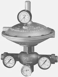 Ratiotrol Valve  It Controls Oil and Air Ratio  - by National Furnaces, New Delhi