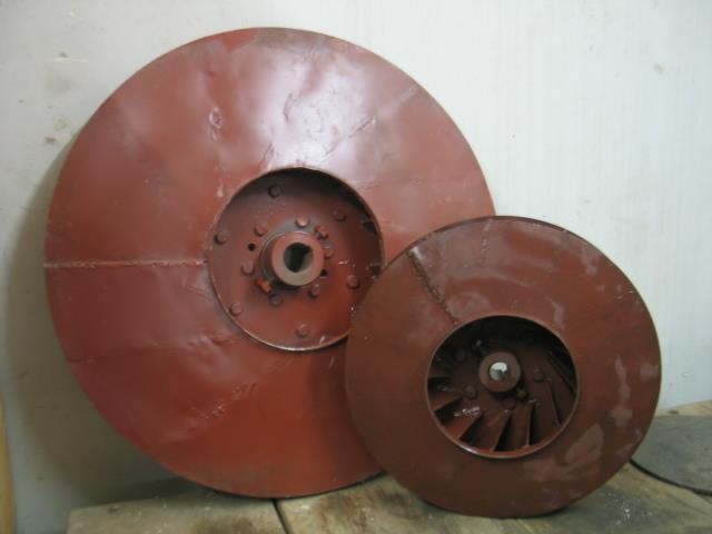 Impeller For Blower - by National Furnaces, New Delhi